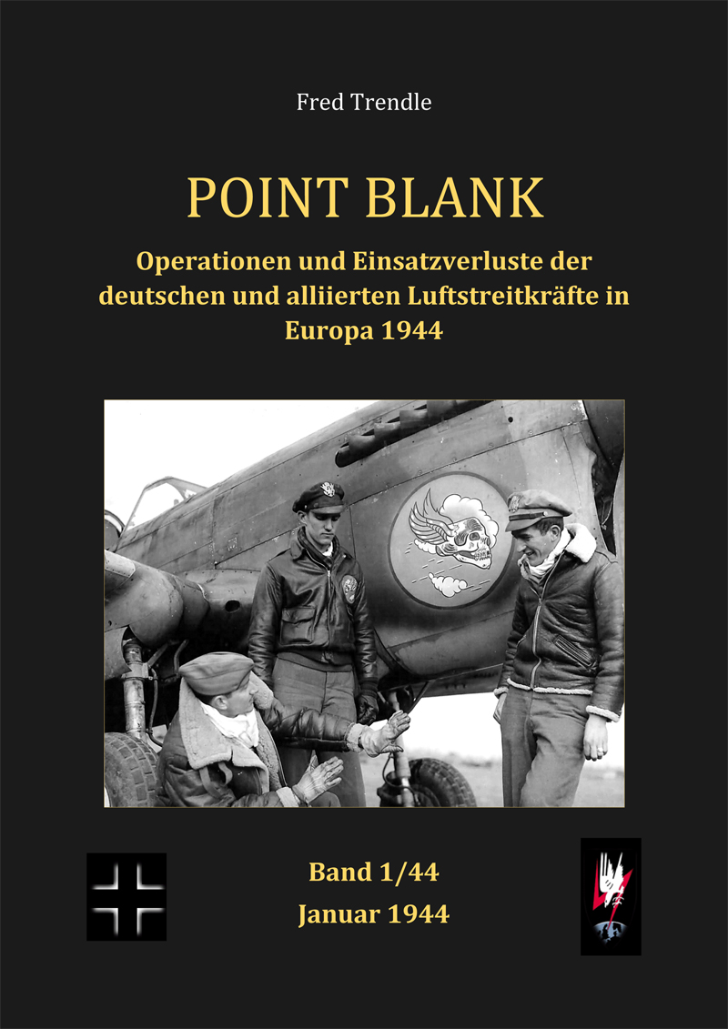 Fred Trendle-Point Blank Band 1 Januar 1944