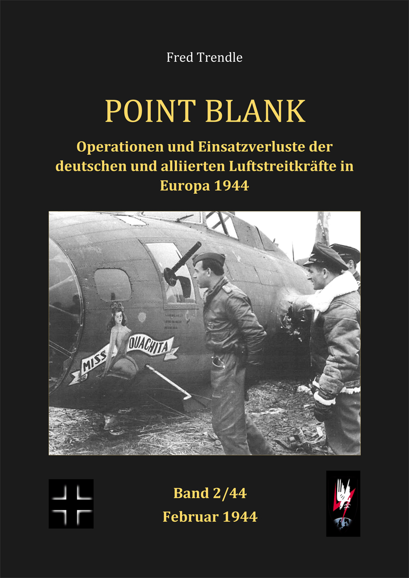 Fred Trendle-Point Blank Band 2 Januar 1944