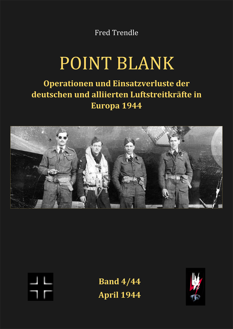 Fred Trendle-Point Blank Band  4 April1944